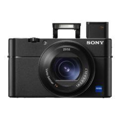 索尼 DSC-RX100 M5 黑卡数码相机 等效24-70mm F1.8-2.8蔡司镜头(WIF