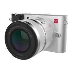 小蚁 微单相机标准变焦镜头套装银色 型号M1 标准变焦12-40mmF3.5-5.6