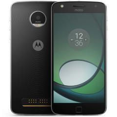 Moto Moto Z Play(XT1635-03) 模块化手机 爵士黑 移动联通电信4G手机