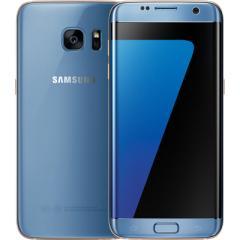 三星 Galaxy S7 edge(G9350) 64G 珊瑚蓝 移动联通电信4G手机 双卡双