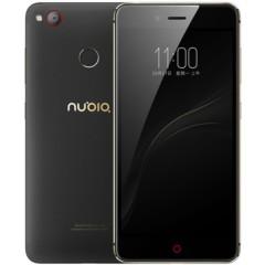 努比亚 【4+64GB】小牛6 Z11 miniS 黑金色 移动联通电信4G手机 双卡