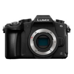 松下 DMC-G85 微型单电相机(新一代五加二轴双效防抖 4K视频/4K照片