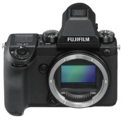 富士 GFX 50S 无反中画幅相机 黑色 5140万像素 便捷操控 紧凑轻量 触