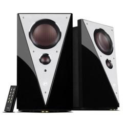 惠威 T200MKII HiF2.0有源蓝牙音箱 WiFi音箱 电脑 电视音箱 时尚客厅
