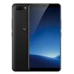 vivo 全面屏 X20 全网通 4GB+64GB 磨砂黑 移动联通电信4G手机 双卡双