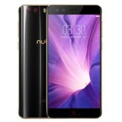 努比亚 Z17miniS 黑金 6GB+64GB 全网通 移动联通电信4G手机 双卡双待