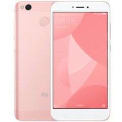 小米 红米 4X 全网通版 3GB+32GB 樱花粉 移动联通电信4G手机