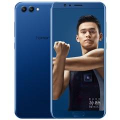 荣耀 V10全网通 标配版 4GB+64GB 极光蓝 移动联通电信4G手机 双卡双