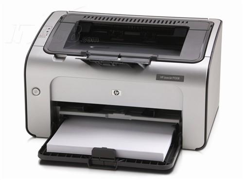 惠普 惠普 LaserJet P1008(CC366A) 图片
