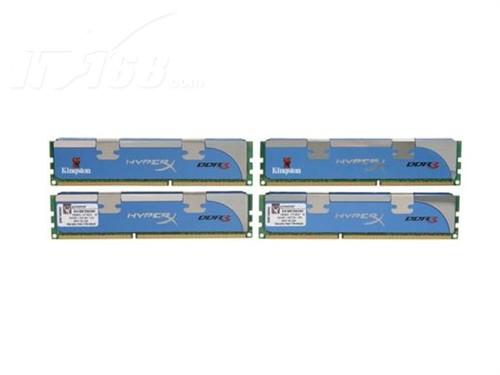 金士顿 金士顿 骇客神条8G DDR3 1600套装(KHX1600C8D3K4/8GX) 图片