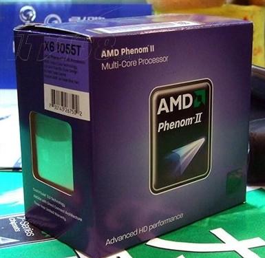 AMD AMD 羿龙 II X6 1055T(盒) 图片