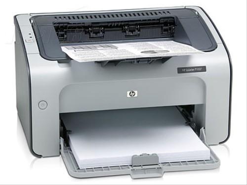 惠普 惠普 LaserJet P1007(CC365A) 图片