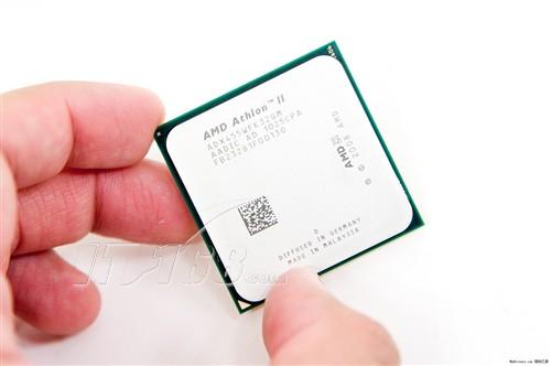 AMD AMD 速龙 II X3 455(盒) 图片