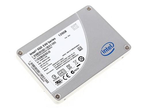 Intel Intel 330系列 120G彩盒包装(SSDSC2CT120A3K5) 图片