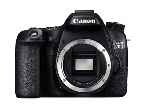 佳能 佳能 EOS 70D 单反套机(EF-S 18-135mm f/3.5-5.6 IS STM 镜头) 图片