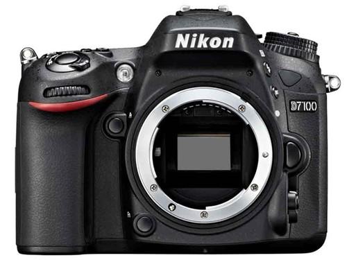 尼康 尼康  D7100 单反机身 图片