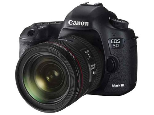佳能 佳能 EOS 5D Mark III 单反套机(EF 24-70mm f/4L IS USM 镜头) 图片