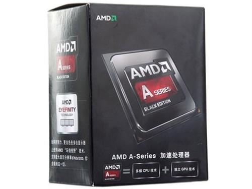 AMD AMD A8-6600K(盒) 图片