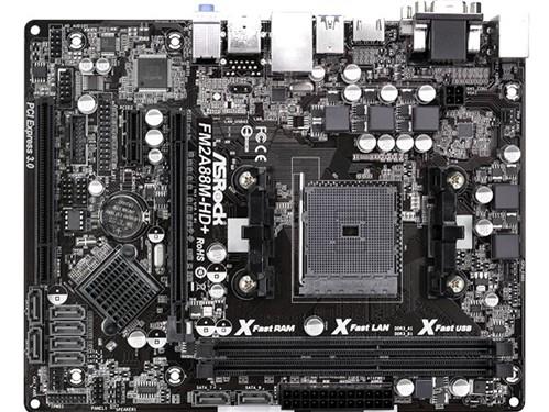 华擎 华擎 FM2A88M-HD+ 图片