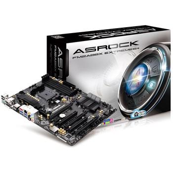 华擎 华擎 (ASRock) FM2A88X 极限玩家 6+ ( AMD A88X / Socket  FM2+ ) 图片
