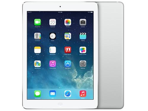 苹果 苹果 iPad Air MD788CH/A 9.7英寸/16G/Wifi/银色 图片