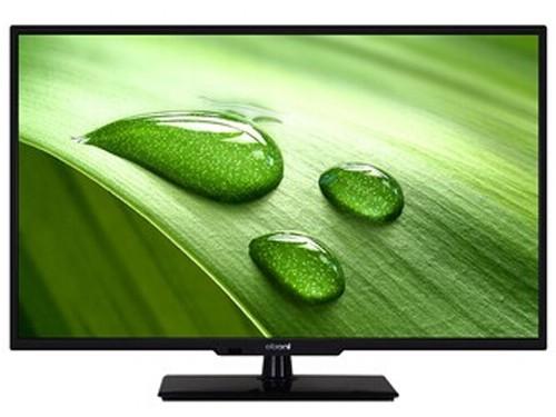 32英寸窄边led液晶电视(黑色)