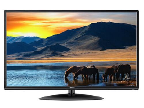 海尔le55mnf5 55英寸安卓智能电视(黑色)