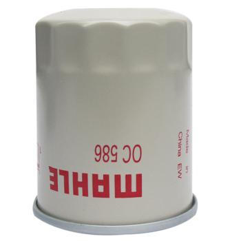 马勒 日产蓝鸟系列 帕拉丁 风神 凯美瑞机油滤清器 机油格oc 586