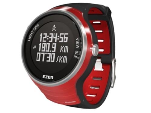 宜准g1a03 智能手表(红色)