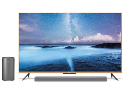 小米 小米电视2代 55英寸4K超高清液晶电视(香