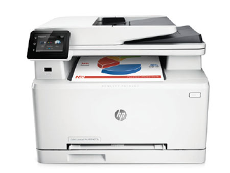 惠普 惠普 Color LaserJet Pro MFP M277n(B3Q10A) 图片