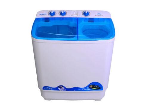 2公斤双筒波轮半自动 双桶双缸洗衣机