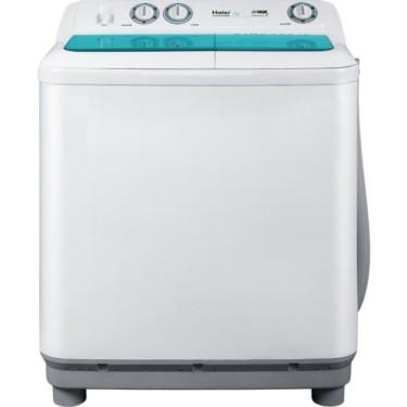 海尔双桶洗衣机结构图