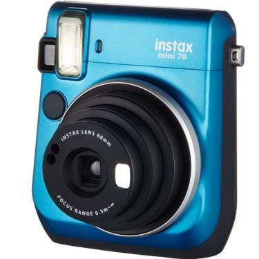 mini70 冰晶蓝