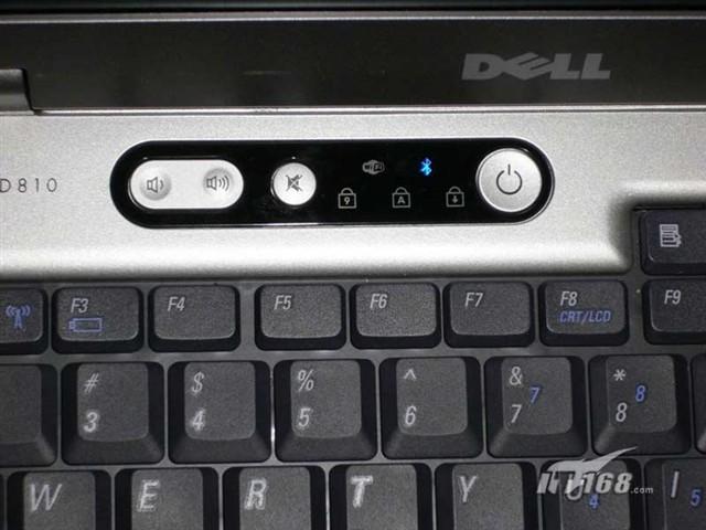 戴尔LATITUDE D810 PM740 笔记本产品图片5