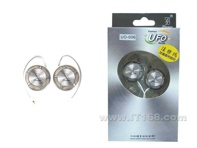 佳乐玛幽浮UFO耳机产品图片2
