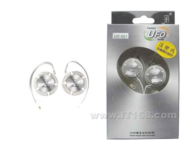 佳乐玛幽浮UFO耳机产品图片3
