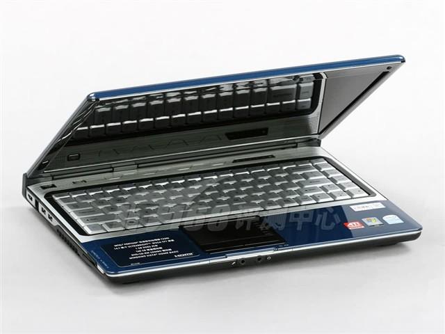 GatewayT 6333c 太平洋蓝 笔记本产品图片4