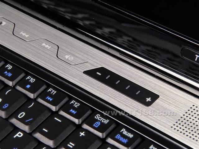 GatewayT 6338c 蓝灰脊纹 笔记本产品图片24