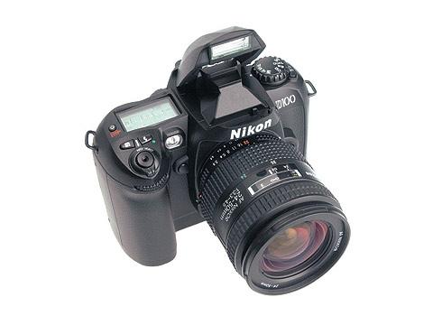 尼康d100_尼康D100数码相机产品图片4-IT168