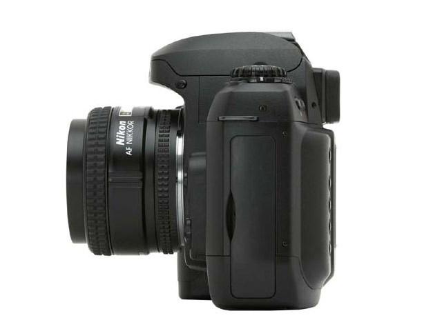 尼康d100_尼康D100数码相机产品图片11-IT168
