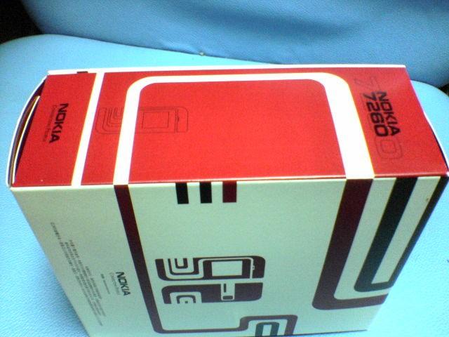 诺基亚7260手机产品图片29
