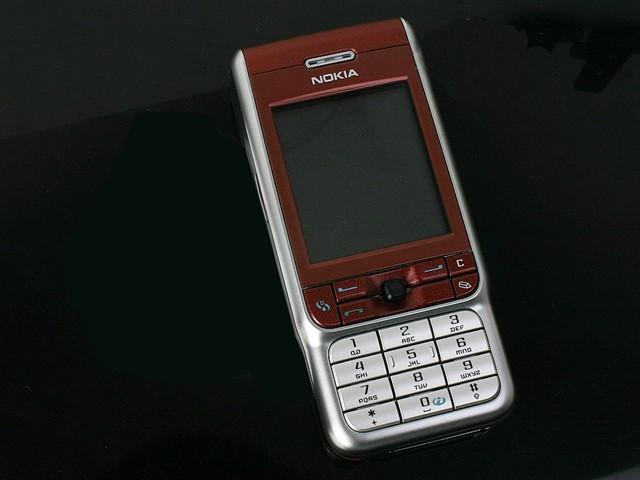 诺基亚3230手机产品图片27