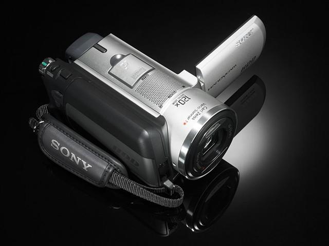索尼30g硬盤dv300萬像素攝像機 輕巧 閃存攝像機索尼FS5 濟南促銷27599