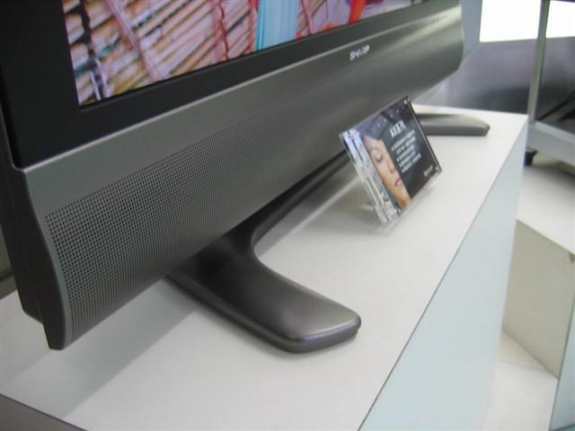 夏普lcd-37ax3液晶电视产品图片6(6/12)