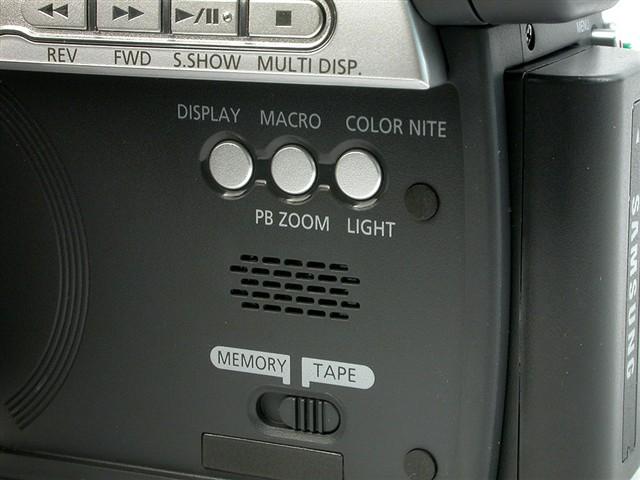 三星VP D365Wi数码摄像机产品图片15