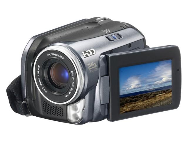 JVCGZ MG31AC数码摄像机产品图片1