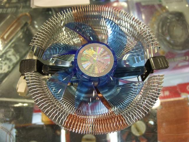 超频三火鸟II PA 92CA 散热器产品图片2