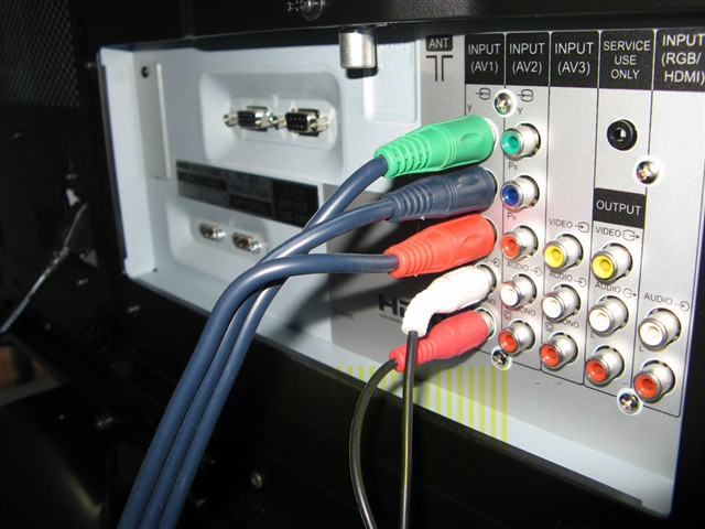 日立P42E101C等离子电视产品图片3
