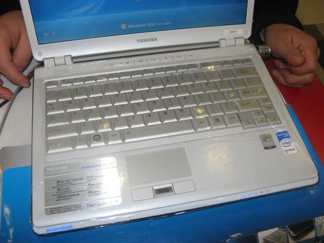 东芝Portege M612 皓月白 笔记本产品图片2